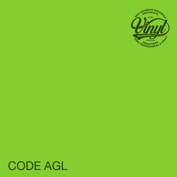 Gloss Lime Green Self Adhesive Vinyl (531) - select your perfect size